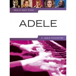 ADELE REALLY EASY PIANO