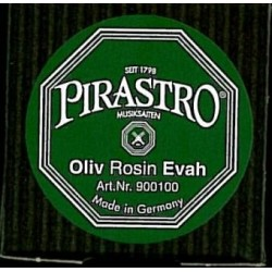 Colophane PIRASTRO violon OLIV / EVAH (7110)