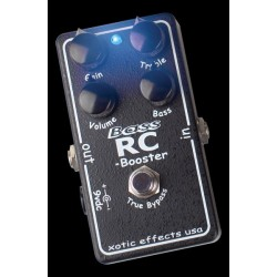 PEDALE BOOSTER POUR BASSE XOTIC BASS RC BOOSTER