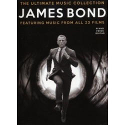 JAMES BOND ULTIMATE COLLECTION FROM 23 FILMS PVG