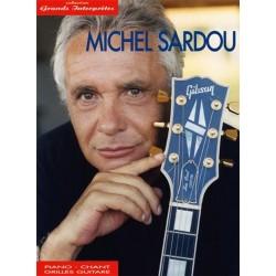 Michel Sardou Grands Interprètes Piano Chant et Guitare