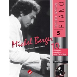 Spécial piano n°5, Michel BERGER