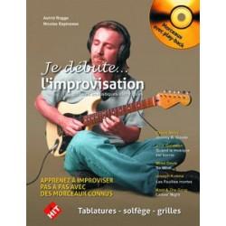 Je débute l'improvisation N. Espinasse, A. Rogge
