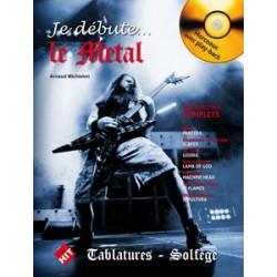 Je débute le metal + CD A. Michielon