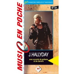 Music en poche Johnny Hallyday