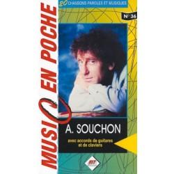 Music en poche Alain Souchon