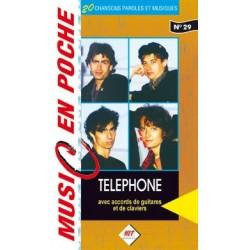 Music en poche Téléphone