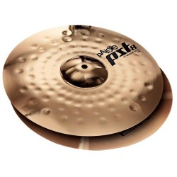 PAISTE PST 8 HI HATS 14 ROCK
