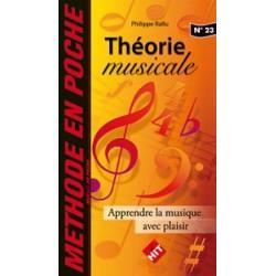 Méthode en poche Théorie musicale