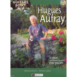 Guitare solo n°7 : Hugues Aufray