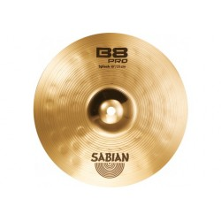 CYMBALE SPLASH SABIAN B8 Pro 10
