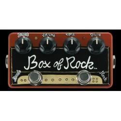ZVEX BOX OF ROCK DISTORTION