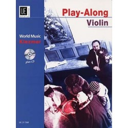 PLAY-ALONG KLEZMER VIOLON/PIANO + CD