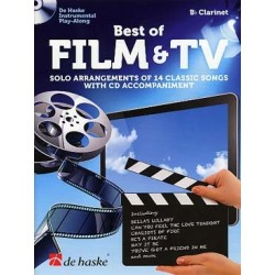 BEST OF FILM & TV CLARINETTE