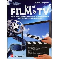 BEST OF FILM & TV SAXOPHONE