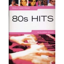 REALLY EASY PIANO 80'S HITS