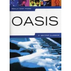 OASIS REALLY EASY PIANO