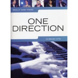 REALLY EASY PIANO ONE DIRECTION