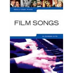 REALLY EASY PIANO FILM SONGS PVG