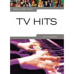 REALLY EASY PIANO TV HITS