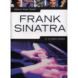 SINATRA FRANK REALLY EASY PIANO 21 CLASSIC SONGS