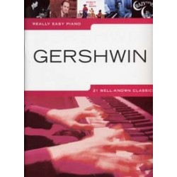 GERSHWIN REALLY EASY PIANO