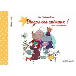 CHARRITAT Marie-Alice Les Contamalices : Dingos ces animaux