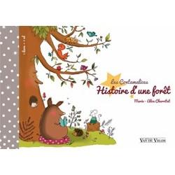 CHARRITAT Marie-Alice Les Contamalices : Histoire d'une forêt