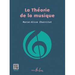 CHARRITAT Marie-Alice La Théorie de la musique