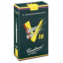 ANCHES V16 SAXOPHONE SOPRANO N 2.5