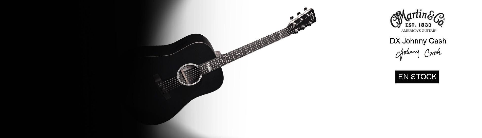 Martin guitare DX Johnny Cash