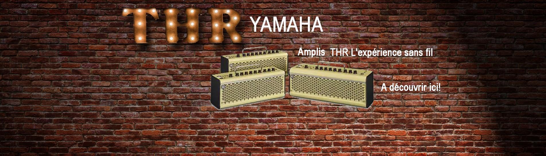 amplis yamaha THR