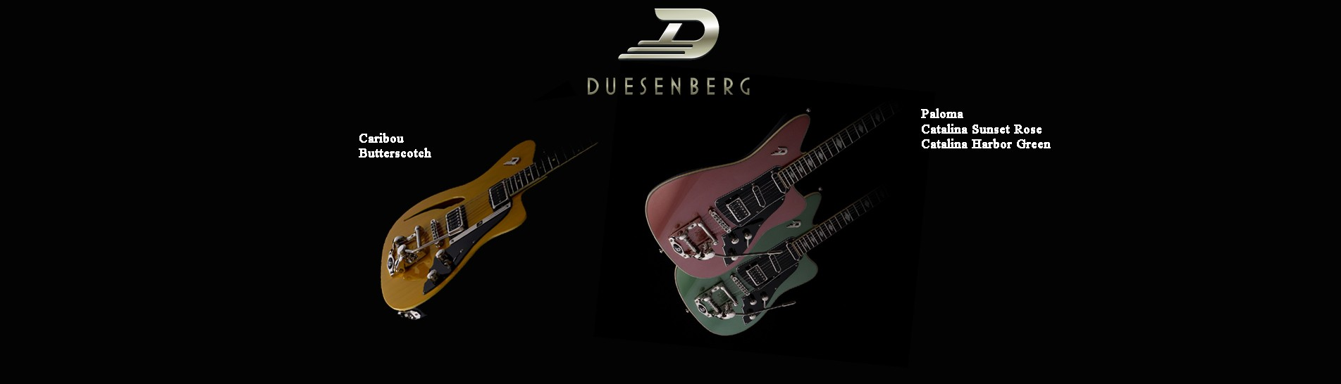 Guitare Duesenberg bauer musique